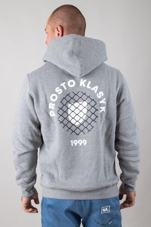 Bluza Prosto Hoodie Fencing Grey