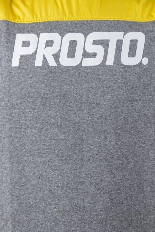 Bluza Prosto Tober Grey