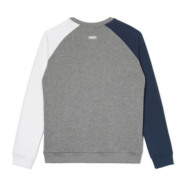 Bluza Prosto Woman Coldletters Grey