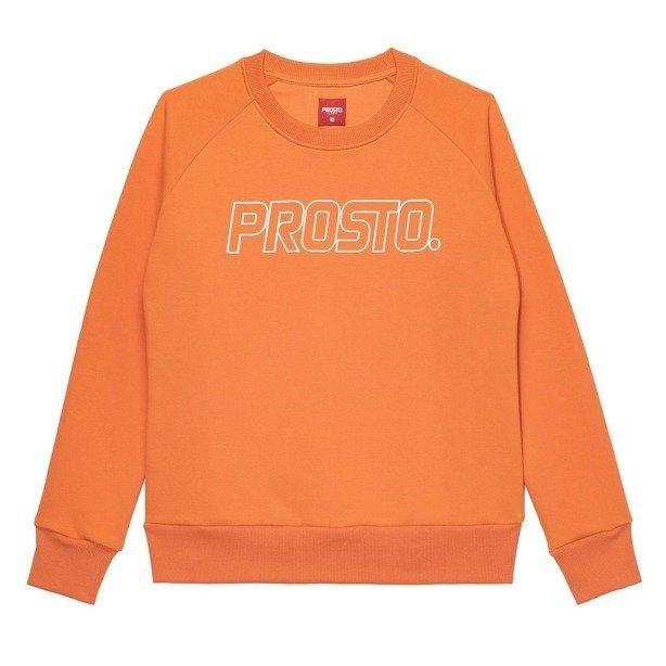 Bluza Prosto Woman Inset Orange