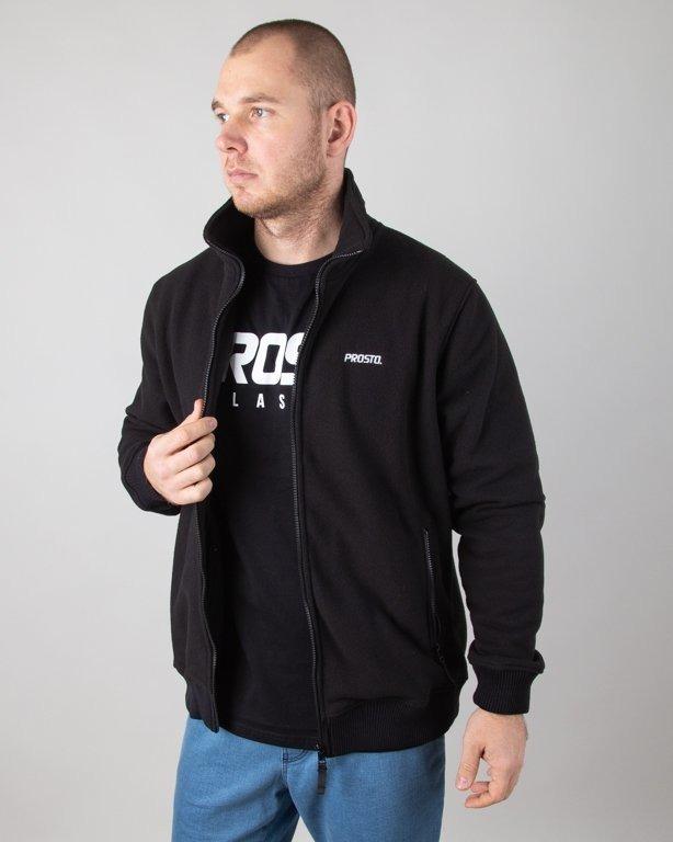 Bluza Prosto Zip Fleece Top Heated Black