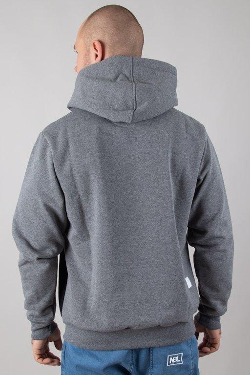 Bluza SSG Hoodie One Line Grey-Black