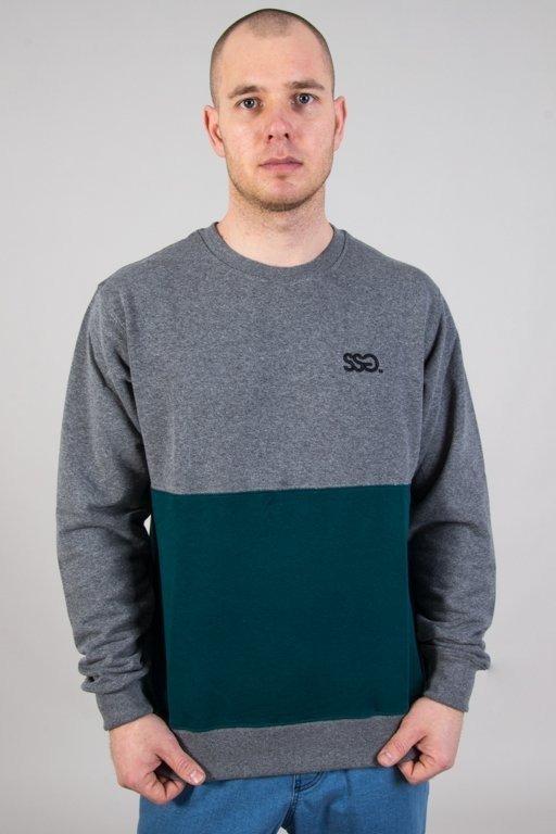 Bluza SSG Light Half Grey-Green