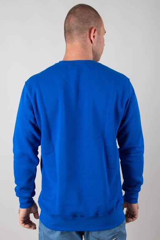Bluza Stoprocent Fluotag Blue