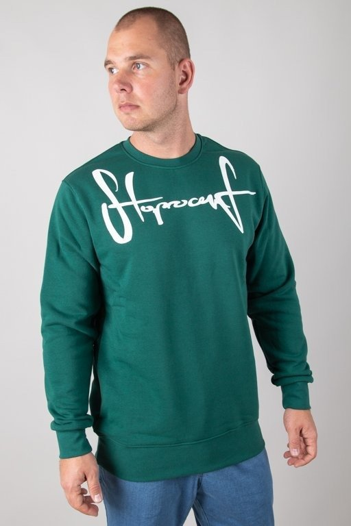 Bluza Stoprocent Fluotag Green