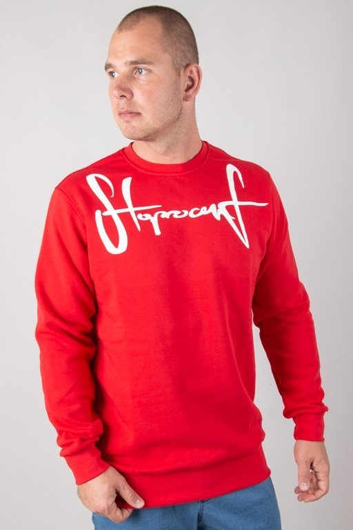 Bluza Stoprocent Fluotag Red