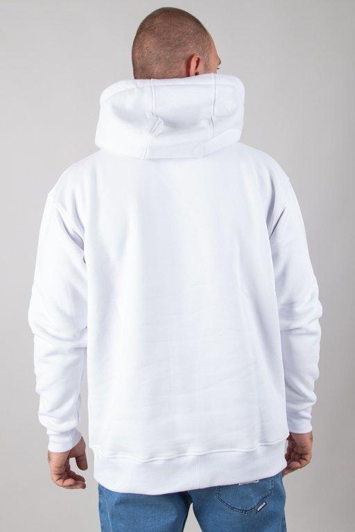 Bluza Stoprocent Hoodie Cube White