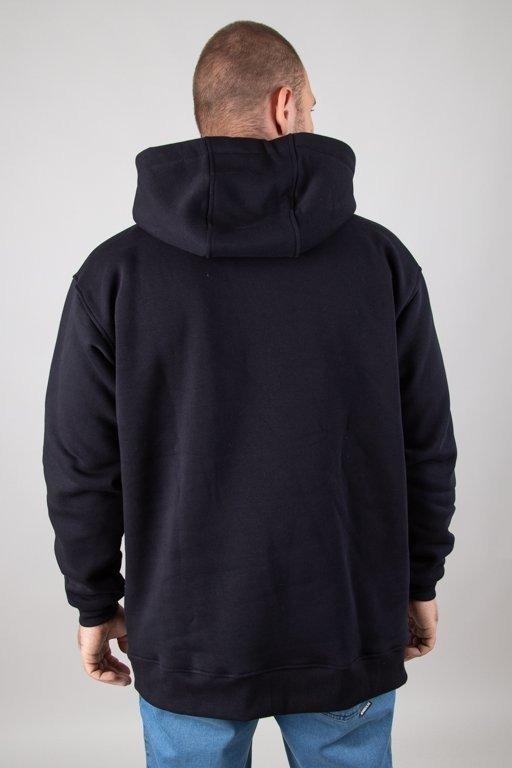 Bluza Stoprocent Hoodie Get Down Black
