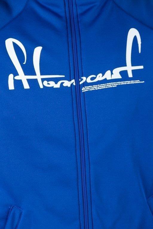 Bluza Stoprocent Zip Cuttag Blue