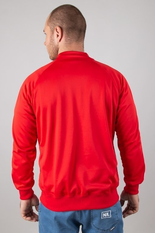 Bluza Stoprocent Zip Cuttag Red