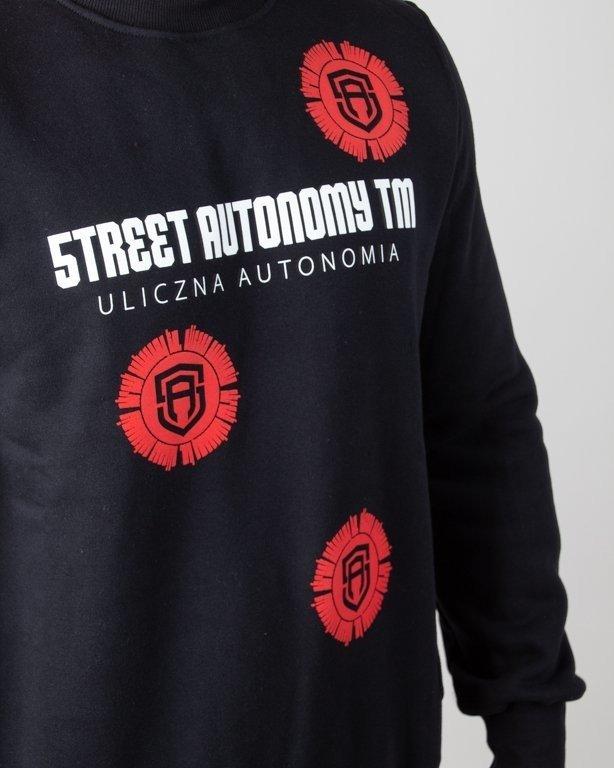 Bluza Street Autonomy Smash Black