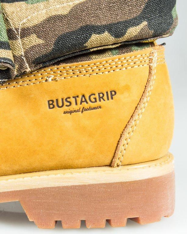 Buty Bustagrip King Bgh-15yel+Camo
