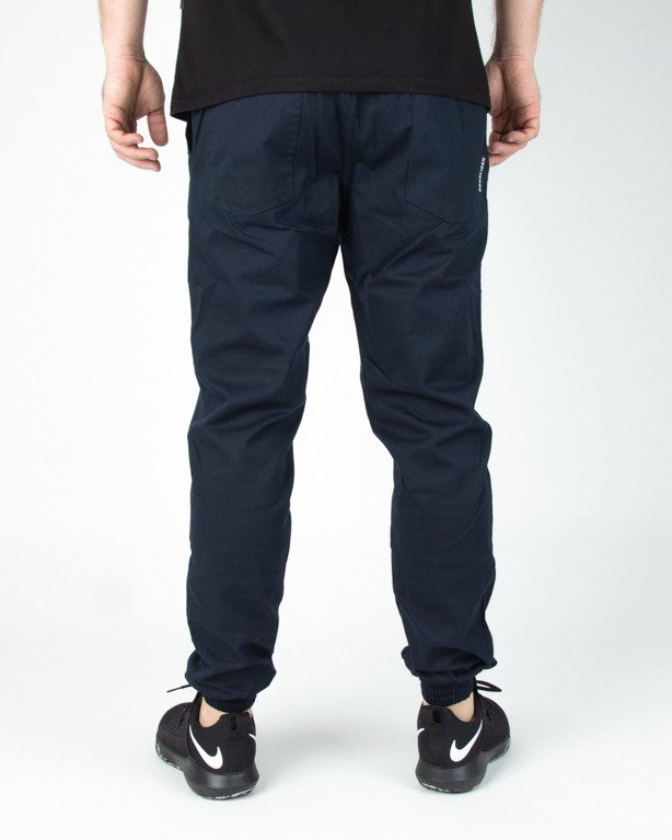 Chino Joggery Equalizer Classic Navy