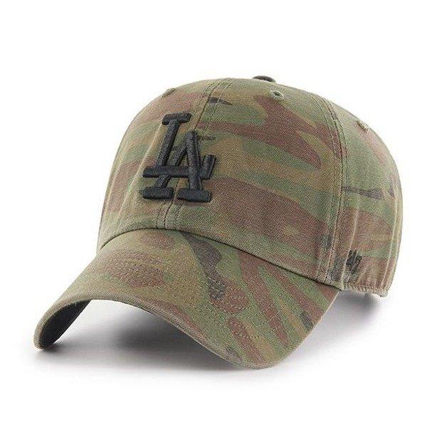 Czapka 47 Brand Los Angeles Dodgers Clean Up Camo
