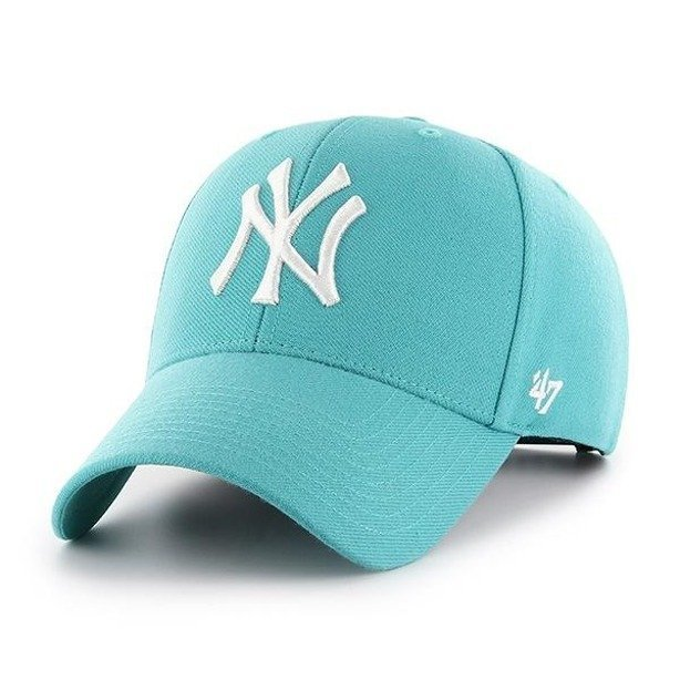 Czapka 47 Brand Snapback New York Yankees Green