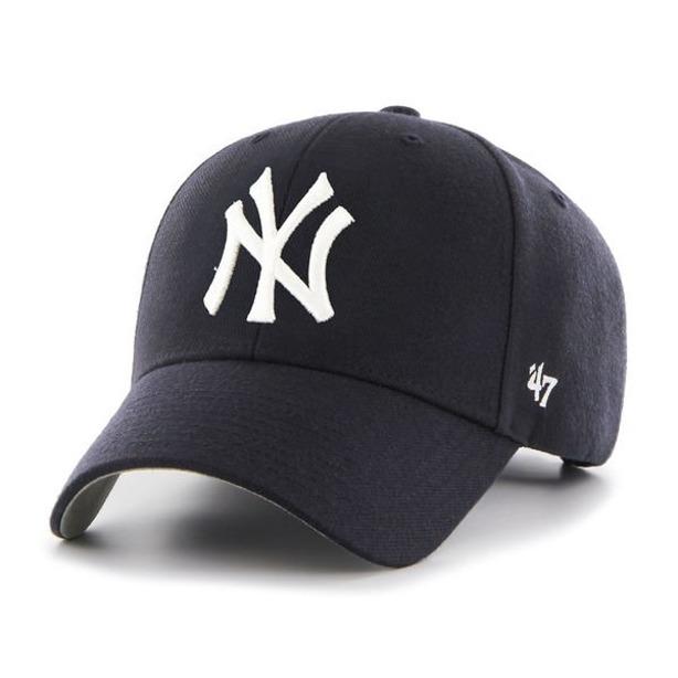 Czapka 47 Brand Snapback New York Yankees Navy