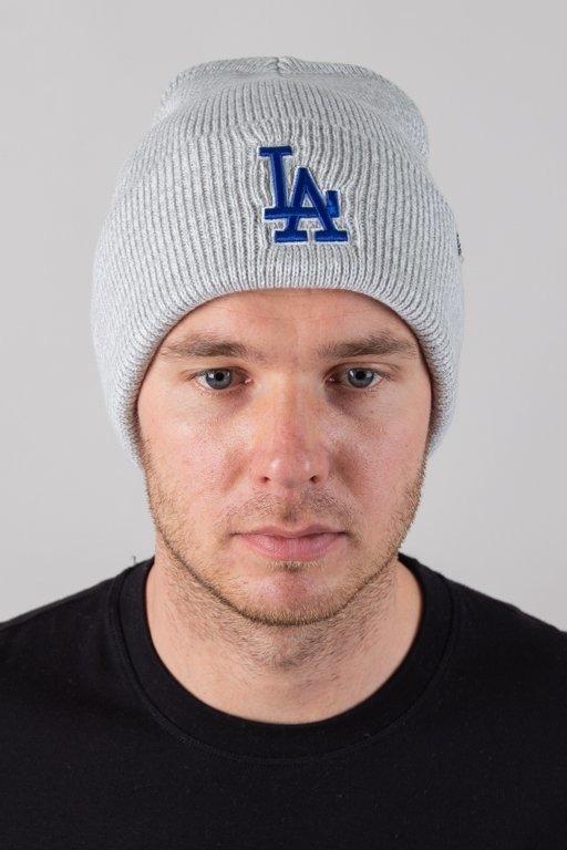 Czapka 47 Brand Zimowa Brain Freeze Los Angeles Dodgers Melange