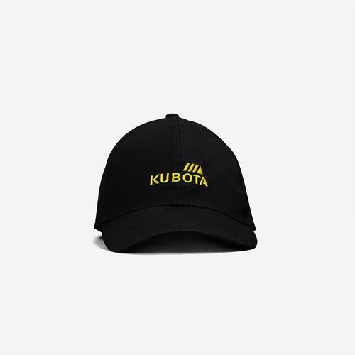 Czapka Kubota Classic Czarna / Żółta