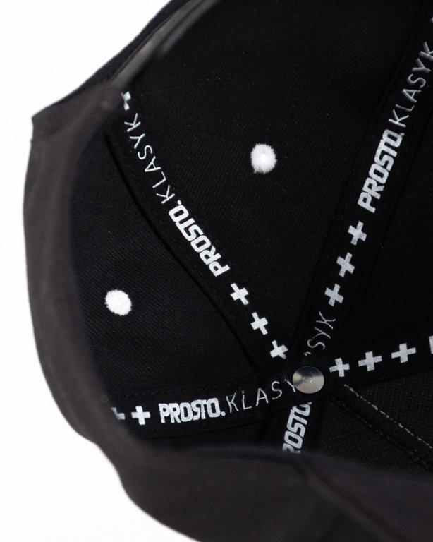 Czapka Prosto Snapback Massive Black