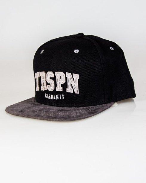 Czapka Snapback True Spin Trspn Black-Grey