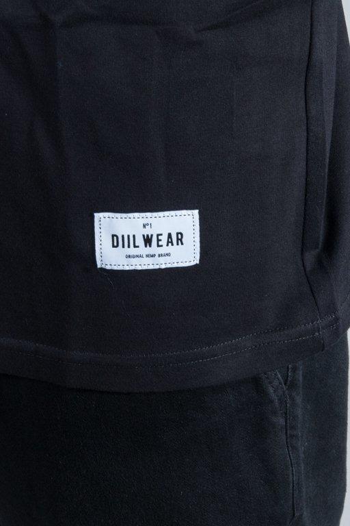 DIIL T-SHIRT STIIL DIIL BLACK