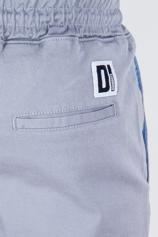 Diamante Wear Krótkie Spodenki Chino Classic Grey