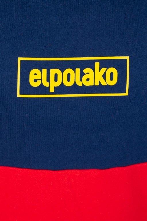 EL POLAKO CREWNECK CONS NAVY