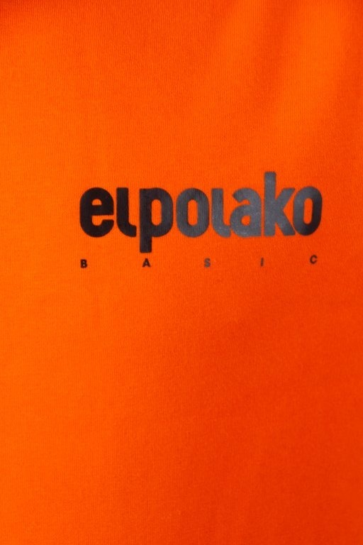EL POLAKO HOODIE LITTLE CLASSIC ORANGE