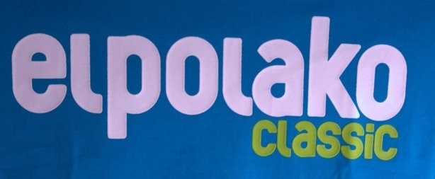 EL POLAKO KOSZULKA CLASSIC 2013 BLUE
