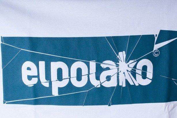 EL POLAKO KOSZULKA GLASS WHITE