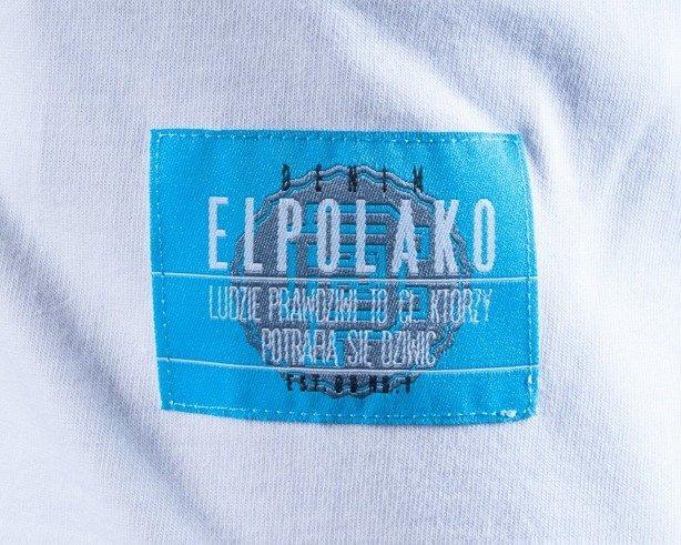 EL POLAKO KOSZULKA SŁOŃ WHITE