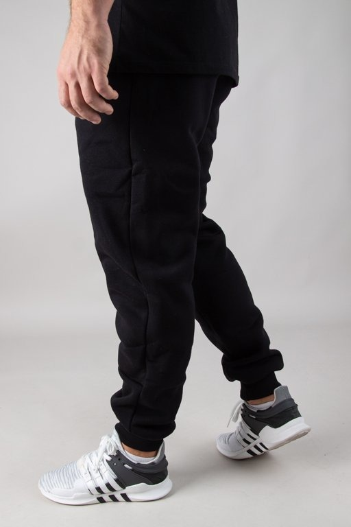 EL POLAKO SWEATPANTS REGULAR RAINBOW BLACK