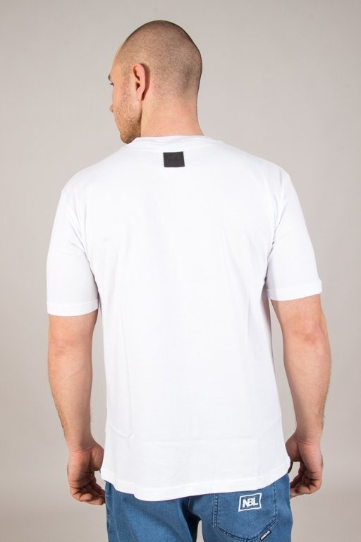 EL POLAKO T-SHIRT ALFABET WHITE