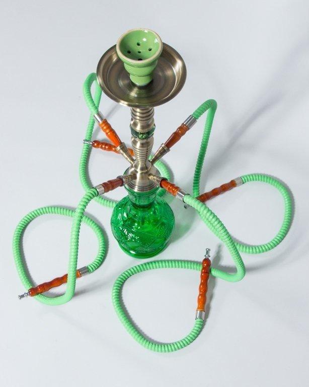 Fajka Shisha Big Bowl Green