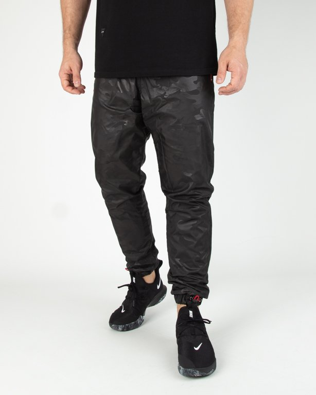 Jogger Stoprocent Ortalion Camu Black-Red
