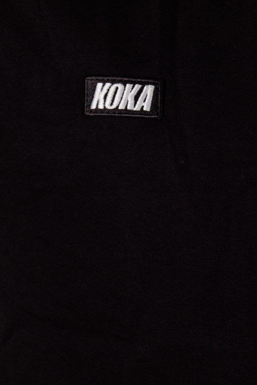 KOKA LONGSLEEVE BOTH BLACK