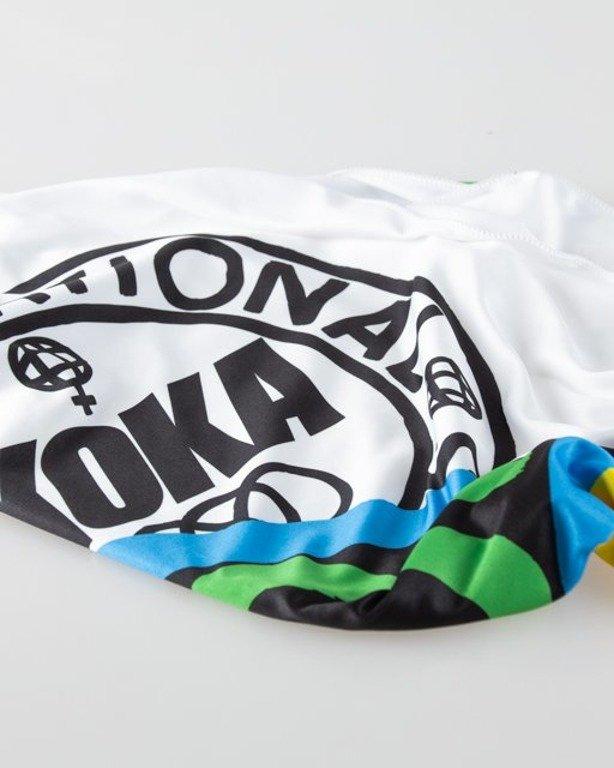 Koka Wmns Bandana International Girl White