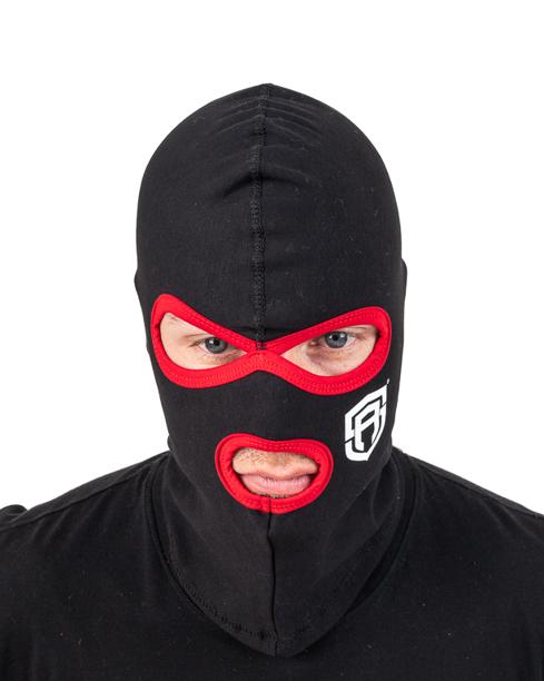 Kominiarka Street Autonomy Zorro Black-Red