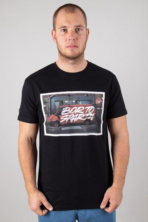 Koszulka Bor Bor To Sparta Black