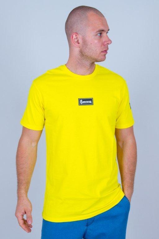 Koszulka Bor Gotyk Yellow