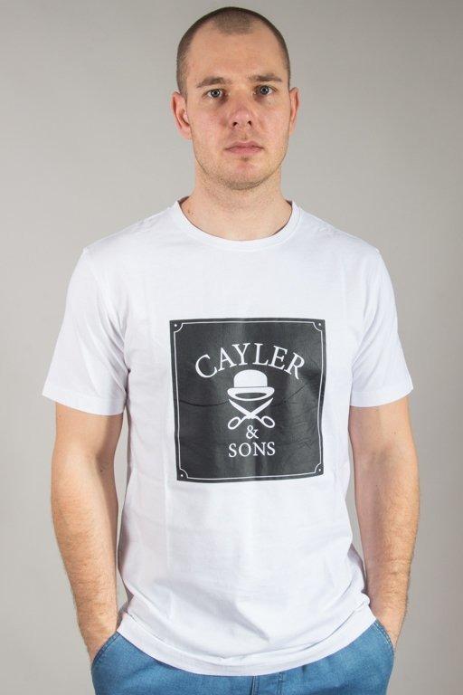 Koszulka Cayler & Sons Box White