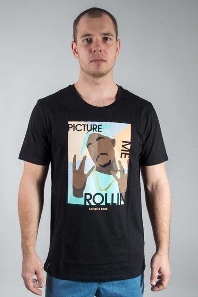 Koszulka Cayler & Sons Me Rollin Black