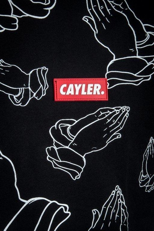 Koszulka Cayler & Sons Trust Allover Black