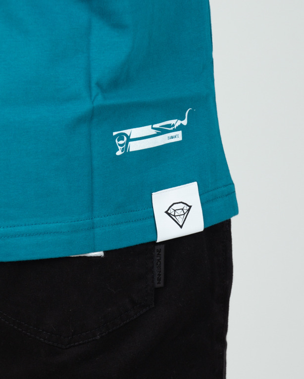 Koszulka Diamante Wear Namówiłeś Mnie Mint