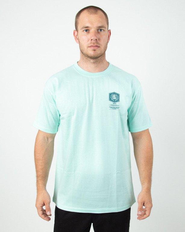 Koszulka Diil Adventure Mint