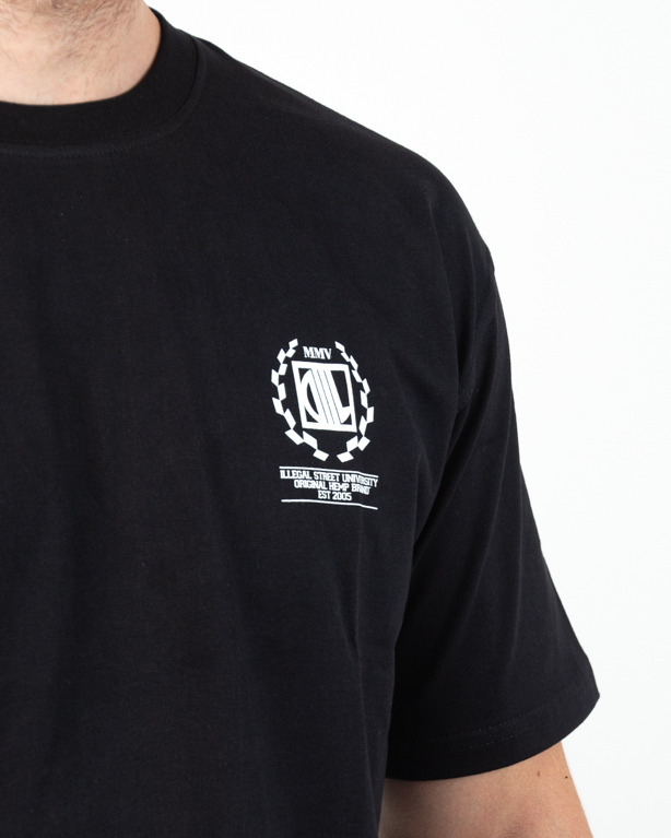 Koszulka Diil Laur Klasyk Black