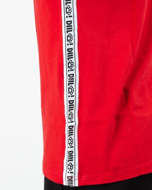 Koszulka Diil Leather Red