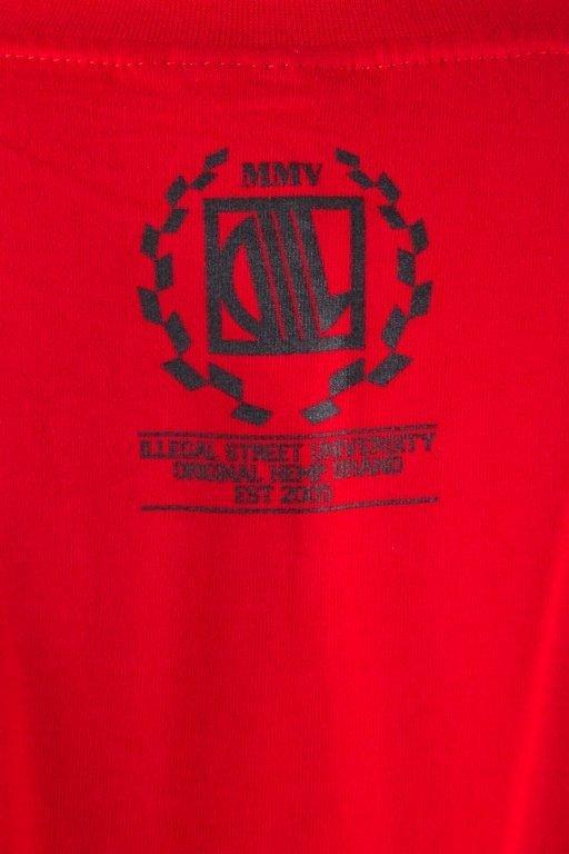Koszulka Diil T-Shirt Next Ohb Red