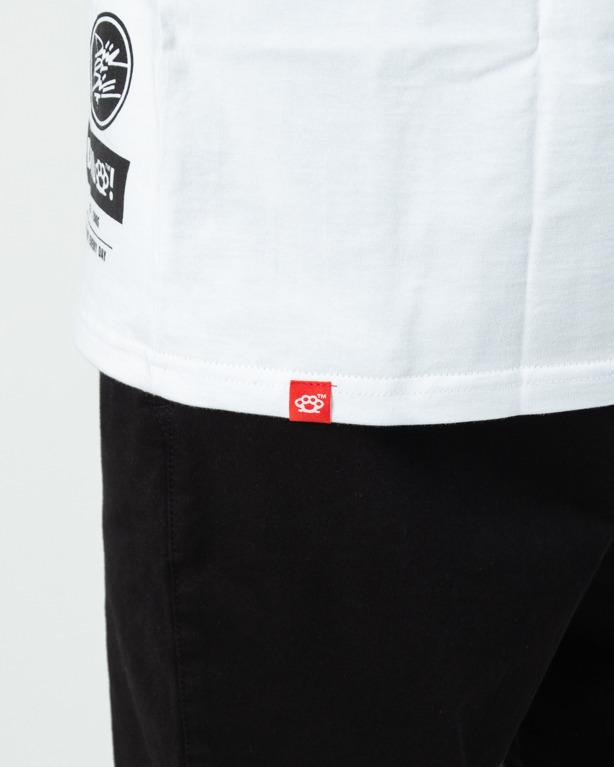 Koszulka Diil Vert White