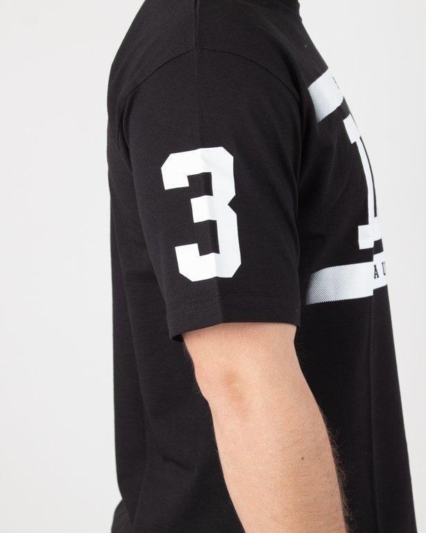Koszulka Dixon37 Horizontal Black